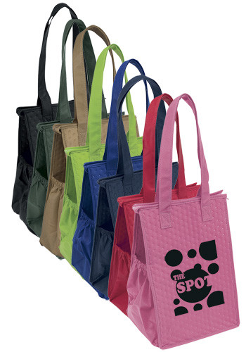 Customized Therm-O-Snack Insulated Lunch Bags