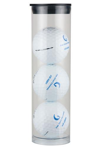 Wholesale Three Ball Value Golf Gift Sleeve