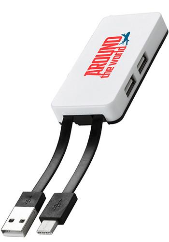 Timo - 4 Port Smart Hubs| EV15D11