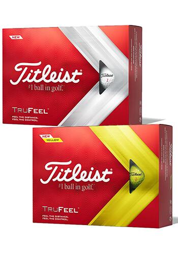 Promotional Titleist TruFeel Golf Balls