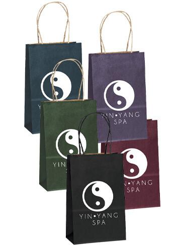 Matte Paper Gift Bags