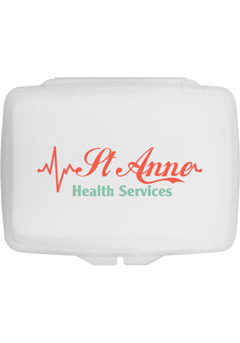 Custom Travel-Size Paper Soap With Plastic Case