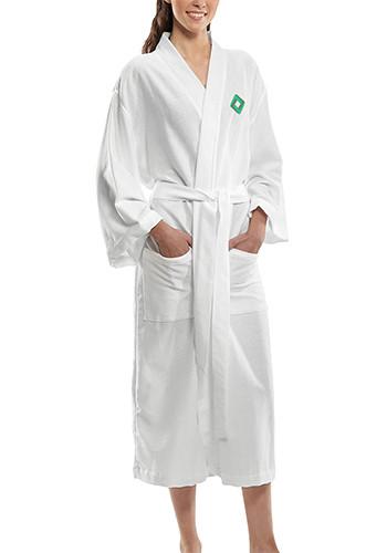 Personalized Traveler's Loop Terry Kimono Robe