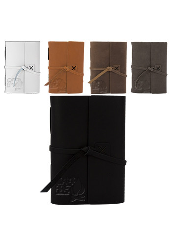 Custom Traverse Leather Cooper Large Journals