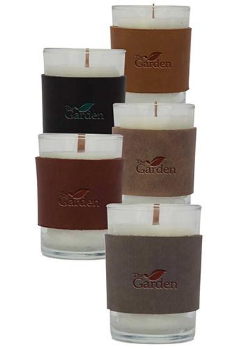 Bulk Traverse Leather Harper Candles