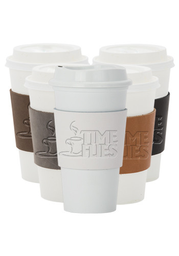 Traverse Leather Tapley Cup Sleeves | SUTTAPLEY