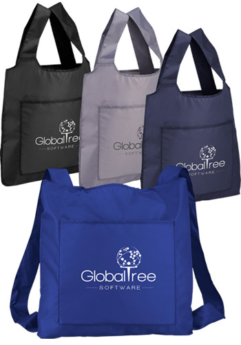 Personalized TRENZ Tote-to-Cinch Bags
