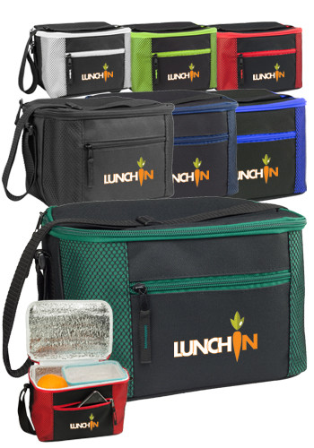 Personalized Tucson Aluminum Foil Insulated Lunch Bags