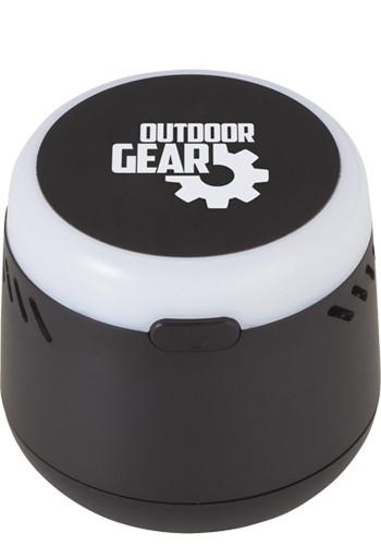 Wholesale Tumbler Light Up Logo Bluetooth Speakers