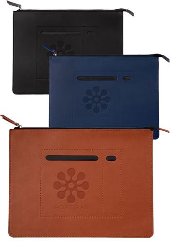 Personalized Tuscany Zip File Folders