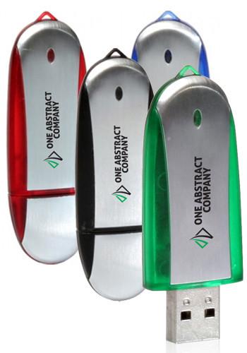 Wholesale Two Tone 16GB USB Flash Drives