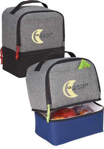 Customized Two Way 9 Can Lunch Coolers