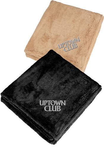 Ultra Plush Faux Fur Throw Blankets| LE108110