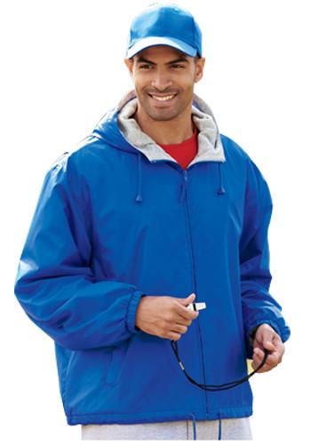 UltraClub Adult Hooded Jackets | 8915