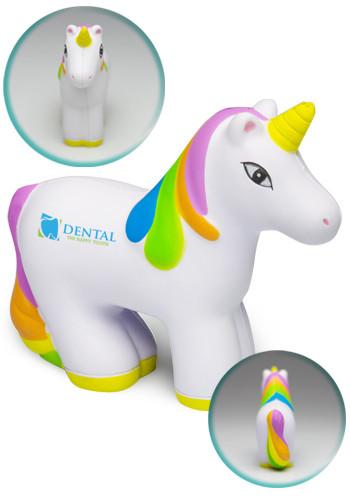 Personalized Unicorn Stress Balls