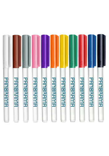 Custom USA Made Fine Point Dry Erase Markers