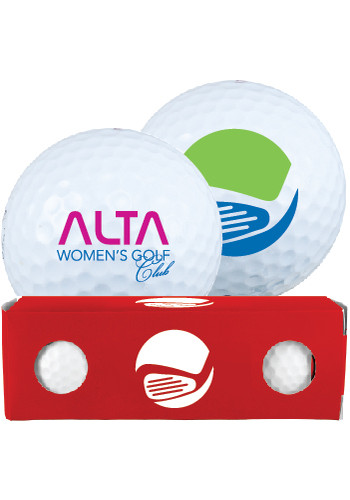 Personalized Value Golf Balls