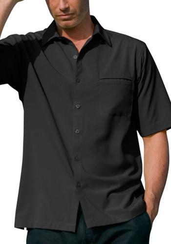 Vansport Mens Woven Camp Shirts | VA1845