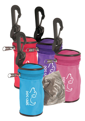 Personalized Waste Bag Dispensers