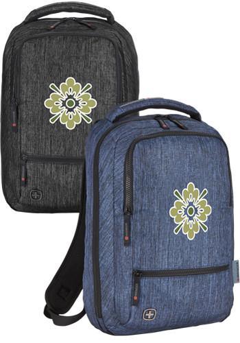 Custom Wenger Meter 15 Laptop Backpacks