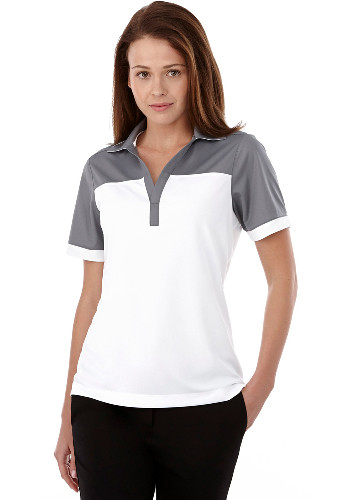 Women's Mack Short Sleeve Polo | LETM96308