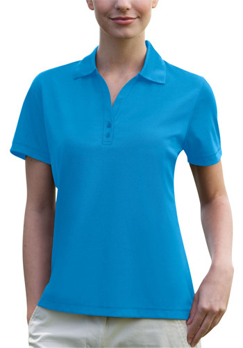 Womens Vansport Nailhead Polos | VA2671