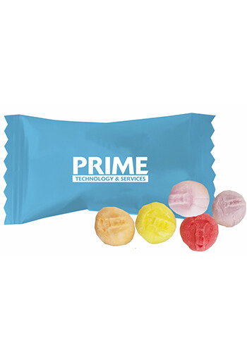 Wholesale Wrapped Assorted Soft Sours Candies