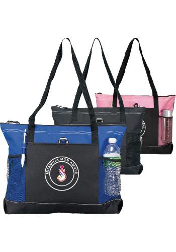 Zippered Tote Bags | GL1100